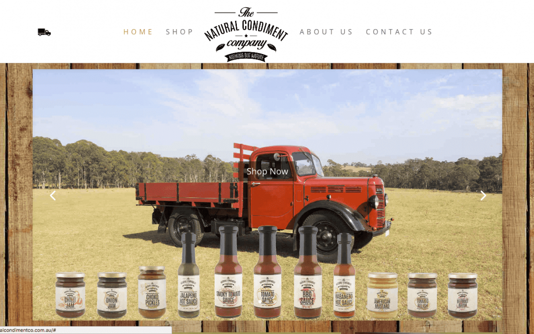 Natural Condiment Company