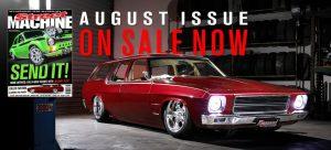 street-machine-august-issue